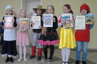 """Międzyszkolny konkurs dla klas I-III """"Magiczny świat bajek i baśni"""""""