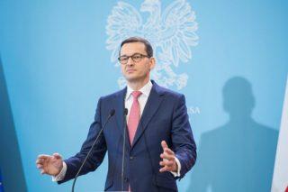 Premier Mateusz Morawiecki odwiedzi Ciechanów