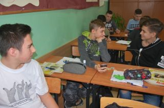 TIK na lekcjach języka angielskiego w SP nr 2