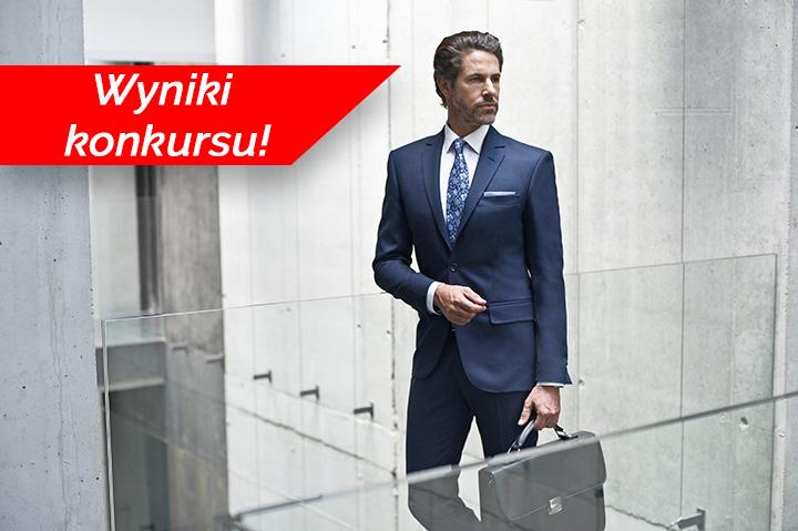 salon Recman Mława konkurs moda męska garnitury garnitur na ślub garnitur ślubny gdzie kupić
