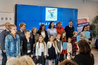 Wyróżnienie dla Gabrysia Goli w ogólnopolskim konkursie