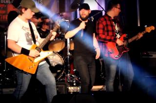 Mławska grupa Big Black Cockroaches nagrała swoją debiutancką płytę