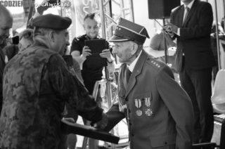 Major Józef Węgiel odszedł na wieczną wartę