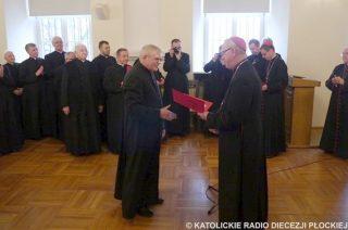 Ks. proboszcz Krzysztof Szwejkowski otrzymał tytuł kanonika