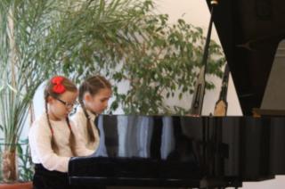 Ogólnopolski sukces pianistek – Poli Stawińskiej i Alicji Włodarskiej