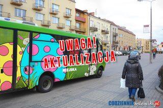 Najnowsze wiadomości w sprawie wielkanocnych autobusów MKM!