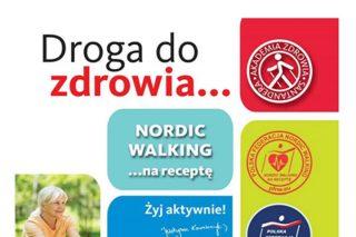 Mława. 8 maja rusza cykl bezpłatnych treningów nordic walking!