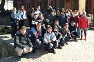 """,,Ożywić tradycję"""" – warsztaty artystyczne uczniów w Muzeum Warmii i Mazur w Olsztynie"""