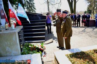 Dzień Pamięci Ofiar Zbrodni Katyńskiej w Mławie