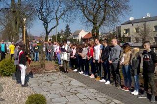 W ZS 3 w Mławie nie zapomniano o rocznicy katastrofy pod Smoleńskiem