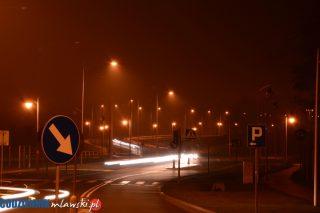 Trwają prace przy oświetleniu na Marszałkowskiej