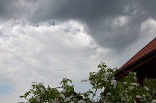 Dziś po południu możemy spodziewać się burz