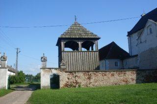 Dzwonnica w Ratowie i aleje w parku pałacowym w Szreńsku zyskają nowy wygląd