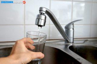 Trwa dezynfekcja sieci wodociągowej na terenie Mławy