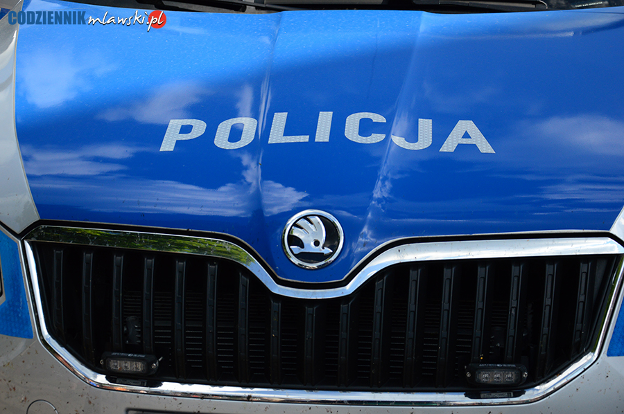 Piła alkohol, kierowała autem, chciała oszukać i znieważyła policjantów