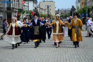 Święto Narodowe Trzeciego Maja. Uroczystości w Mławie