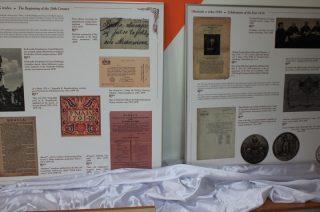 Vivat Konstytucja. Wystawa w Lipowcu Kościelnym