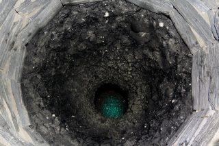 Okolice Przasnysza. W studni odkryto zwłoki 55- letniego mieszkańca Sątrzaski.