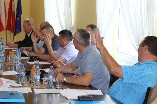 Radni gminy Wiśniewo są przeciwni nagrywaniu sesji