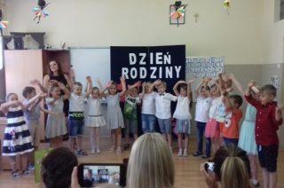 Dzień rodziny w przedszkolu SP 3