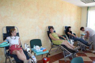 W gminie Stupsk ofiarnie oddawali krew