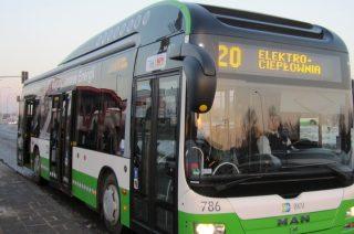 Mobilis wprowadza nowy autobus hybrydowy komunikacji miejskiej