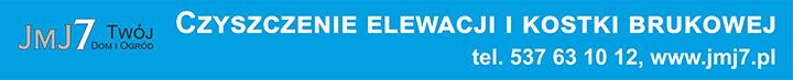 Mława Jarosław Chyl JMJ7 Twój Dom i Ogród malowanie elewacji czyszczenie elewacji czyszczenie kostki brukowej czyszczenie dachu czyszczenie ogrodzeń pielęgnacja ogrodów skalniaki solidnie terminowo