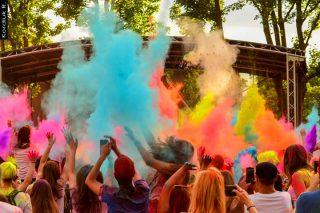 Poczuj magię kolorów! Już jutro w Mławie Holi Festival Poland