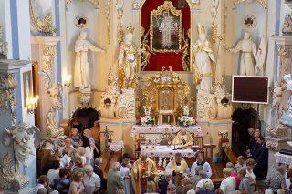 W ratowskim sanktuarium zakończyły się Dni św. Antoniego
