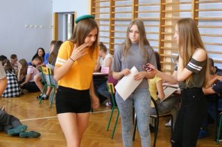Ania Globalna w Szkole Podstawowej nr 2 w Mławie