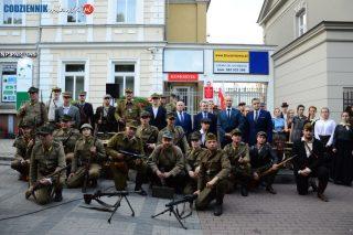 Żołnierze wyklęci kontra ubecy na ulicy Reymonta