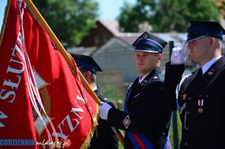 Ochotnicza Straż Pożarna w Szreńsku ma już 110. letnią tradycję