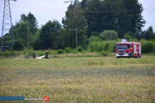 Strażacy w akcji. Cała seria pożarów