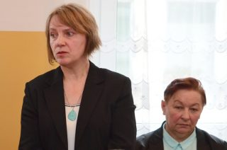 Teresa Eljasiak Zbysińska została dyrektorką Szkoły Podstawowej w Dzierzgowie