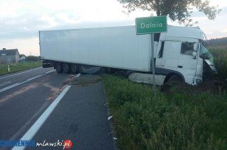 """Poważny wypadek w Dalni. """"Siódemka"""" zablokowana"""