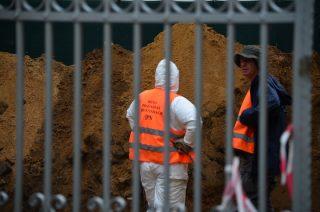 IPN kontynuuje poszukiwania szczątków Puszczyka