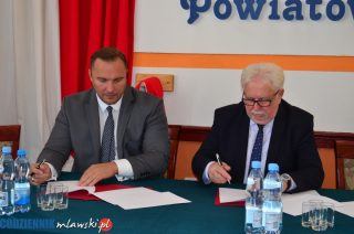 Dla przedsiębiorców. Mławskie starostwo we współpracy z Mazowieckim Regionalnym Funduszem Pożyczkowym