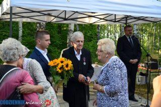 To dzięki państwu pamięć o żołnierzach Puszczyka przetrwała i mają tu swój pomnik
