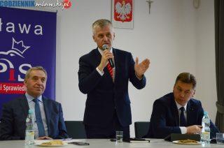 Marek Kiełbiński kandydatem PiS na burmistrza