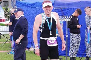 Triathloniści nie próżnują. Pogoda i rywale niestraszni