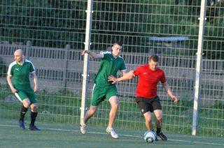 Mistrzostwo półmetka przypadło FC Kępie