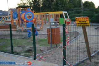 Czy place zabaw w naszym powiecie są bezpieczne?