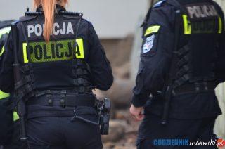 Mława. Pięciu aresztowanych i 2 kg narkotyków