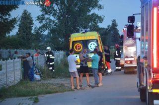 Dziwny wypadek w Kosinach Kapicznych