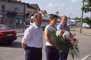 Strzegowo uczciło rocznicę wybuchu Powstania Warszawskiego. W Mławie tylko syrena