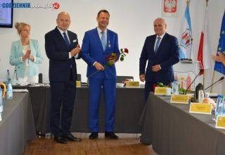 """Michał Gogolewski otrzymał medal """"Zasłużony dla Miasta Mława"""""""