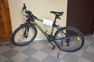 Policja odnalazła rower. Może się po niego zgłosić właściciel