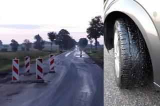 Zgłoszono uszkodzenia 45 pojazdów. Poszkodowanych może być więcej.