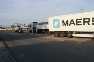 Kierowcom ciężarówek ku przestrodze!