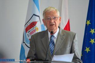 Prof. Ryszard Juszkiewicz Honorowym Obywatelem Mławy